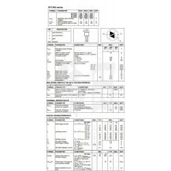 TRIAC BT139X-800E 16A/800V