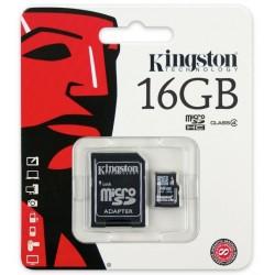 Memoria micro SD de 16Gb clase 10