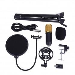 KIT Microfono de condensador BM800