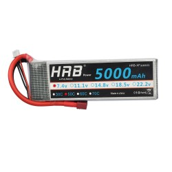 Bateria 7.4v 5000mAh