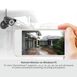 Camara IP para exterior