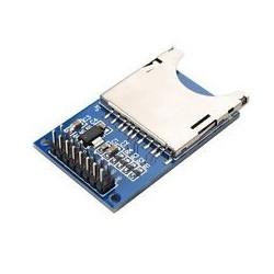Modulo lector y escritor de tarjetas TF para Arduino