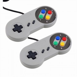 Controles Retrogame (2U)