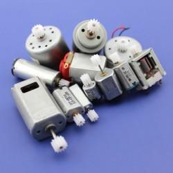 Kit de motores 12 piezas