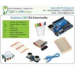 Arduino C&D Kit Basico