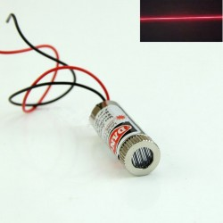 Modulo laser 5mW, 650nm 5V