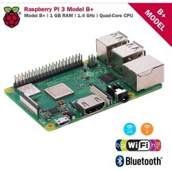Raspberry PI 3 modelo B Plus