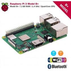 Raspberry PI 3 modelo B Plus