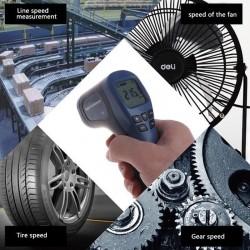 Tacometro medidor de velocidad via laser