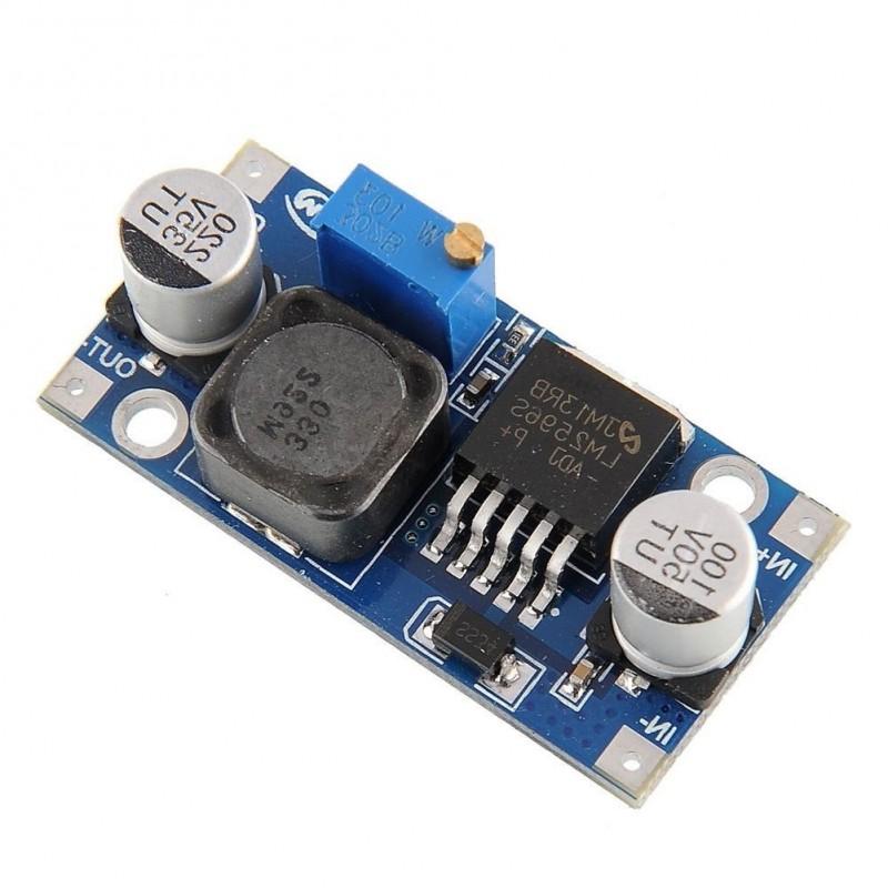 Modulo Estabilizador de Voltaje para arduino