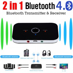Transmisor y receptor de Audio Bluetooth