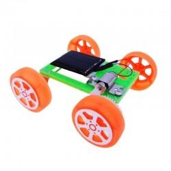 Mini carrito solar DIY