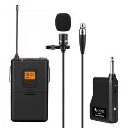 microfono de solapa inalambrico