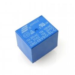 Mini rele 5V 10A para PCB