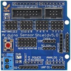 Sensor Shield Para Arduino