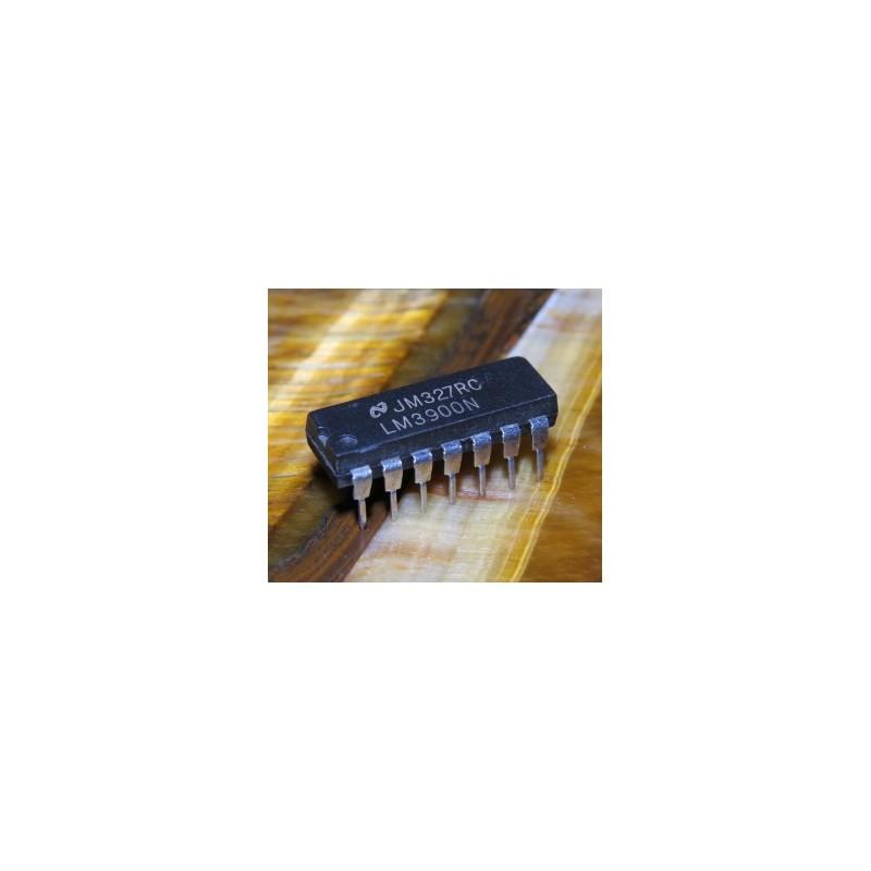 Amplificador operacional LM3900N