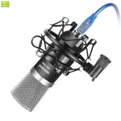 Microfono de condensador USB