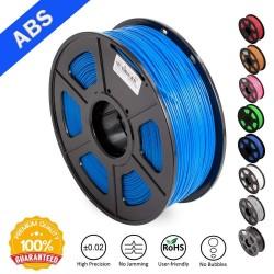 Filamento ABS sunlu azul 2.2 lb