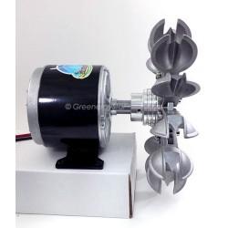 Turbina de agua Pelton