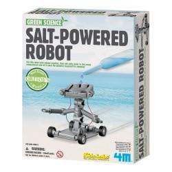 Robot Kids Robot accionado por agua salada