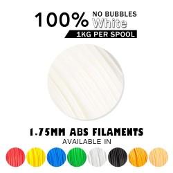 Filamento ABS sunlu blanco 2.2 lb