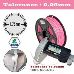 SUNLU, Filamento de ABS rosa 1.75 mm