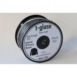 Filamento Taulman t-glase .75 mm, Transparente