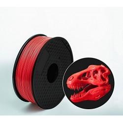 Darcos Filamento de impresora 3D ABS Rojo