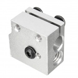 Cabezal de calentamiento para extrusor impresora 3D