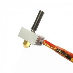 Tornillo 26mm x m6 para filamento extrusor impresora 3D
