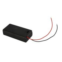 Contenedor de Baterias 2A