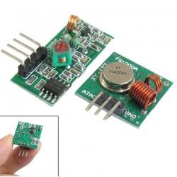 RF enlace arduino 433Mhz