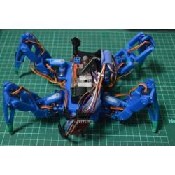 KIT Araña robot
