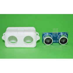 Case para sensor ultrasonico