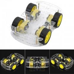 Kit Carrito Robot