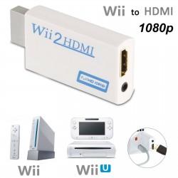 Conr Wii a HDMI y 3.5mm