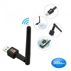 Antena usb wifi 300mbps