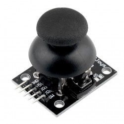 JoyStick PS2 y Arduino