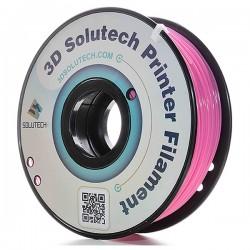 Filamento PLA solutech  rosa real  2.2 lb