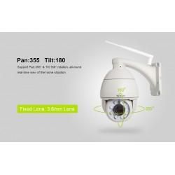 Camara IP para exterior SP008B 1280x720