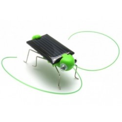 Insecto Robot solar