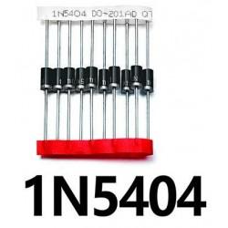 DIodo rectificador 1N5408 3A