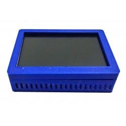 Contenedor para pantalla 5 pulgadas y placa raspberry pi