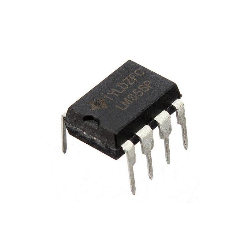 Amplificador operacional LM358P DIP8 LM358 LM358N