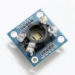 Sensor para reconocer color TCS3200