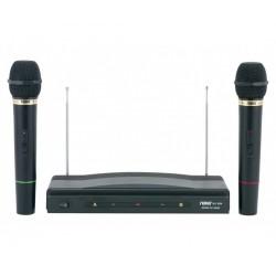 Sistema de microfonos  inalambricos